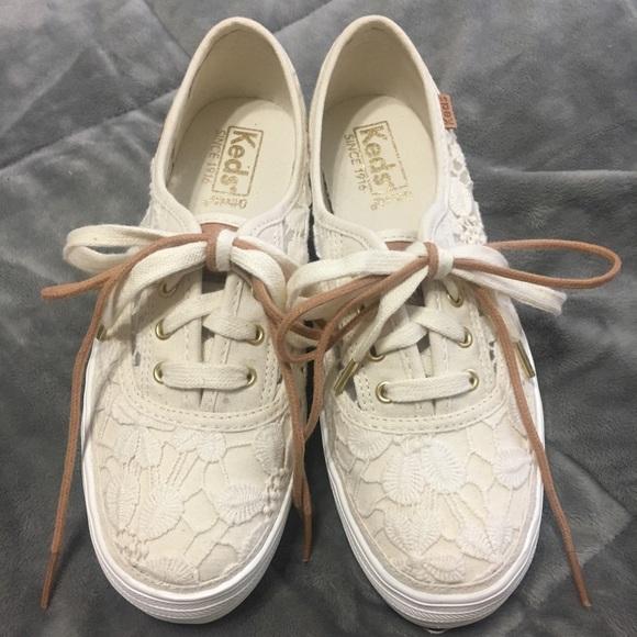 0818e61f2 Keds Shoes - Keds Crochet Lace Sneaker